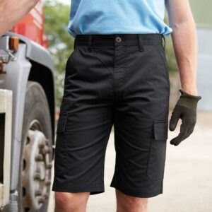 black work shorts norwich