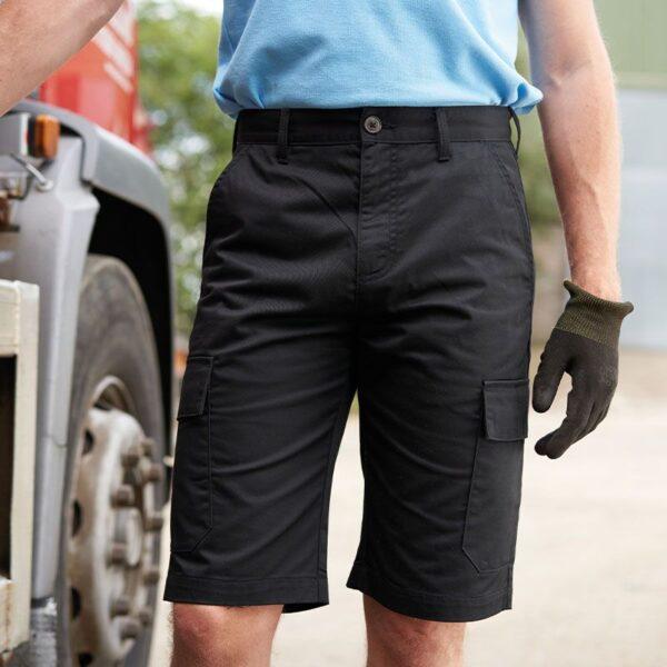 black work shorts norwich