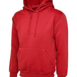 uneek classic hoodie