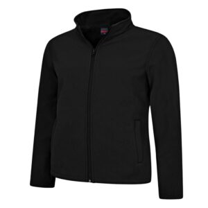uneek ux softshell jacket
