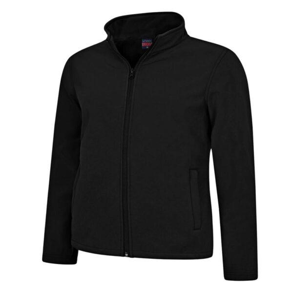 uneek ux softshell jacket