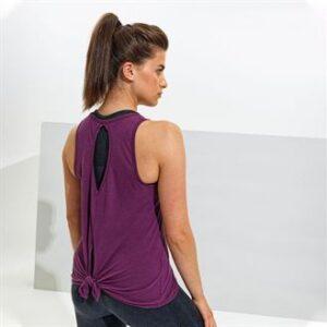 TriDri Tie-Back Vest