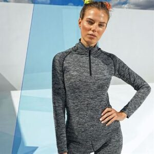 Womens TriDri 3D Fit Zip Top